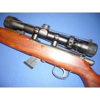PRIHAJA!!! Anschutz rabljena mk risanica, model: 1416, kal. 22 LR + strelni daljnogled Bushnell 3-9x32 (križ: 30-30)