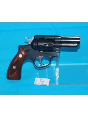 Ruger rabljeni revolver, model: Speed Six, kal. 9x19