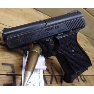PRIHAJA!!! SM Rhoner rabljena pištola, model: 115, kal. 6,35 mm