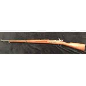 PRIHAJA!!! Carl Gustafs rabljeni dolgi švedski mauser, model: M96, kal. 6,5x55