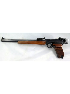 Erma rabljena mk pištola, model: ET 22, kal. 22 LR (KOPIJA LUGER ARI P-08)