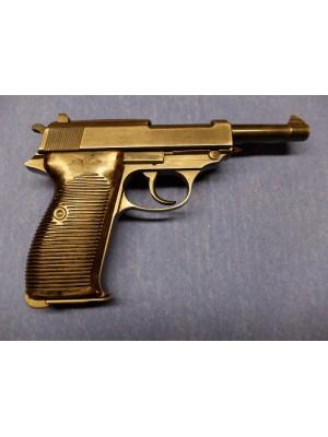 Walther rabljena zbirateljska pištola, model: P38, kal. 9mm Luger (z žigom Nemškega orla) (šifra: 005330)