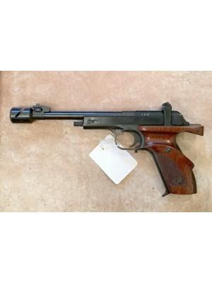 Toz rabljena tekmovalna mk pištola, kal. 22 Short