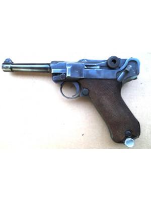PRIHAJA TOP PONUDBA !!! Luger rabljena zbirateljska pištola, model: P08, kal. 9mm para (1918)