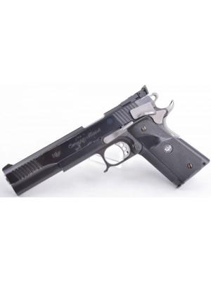 KPS rabljena tekmovalna pištola, model: Omega Match, kal. 45 ACP