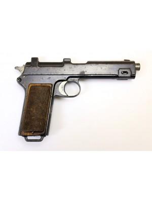 Steyr rabljena zbirateljska pištola, model: 1912 (letnik-1916), kal. 9mm Steyr