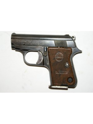 Astra rabljena zbirateljska pištola, model: CUB, kal. 6,35 mm