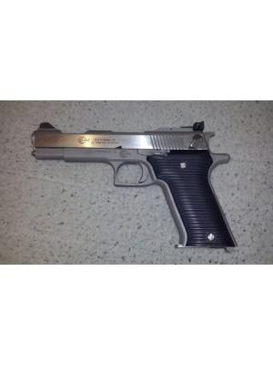 """AMT rabljena polavtomatska malokalibrska pištola, model: AutoMag II, kal.22 Mag. s 4,5"""" cevjo (PRODANO"""