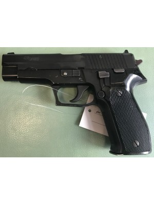 Sig Sauer rabljena polavtomatska pištola, model: P226, kal. 9mm Para