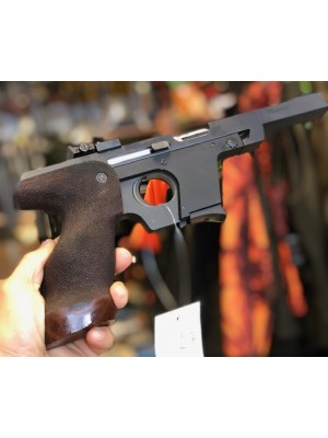Walther rabljena tekmovalna mk pištola, model: GSP, kal. 22 LR + menjalni sistem za Walther GSP kal. 32 S&W Long Wadcutter