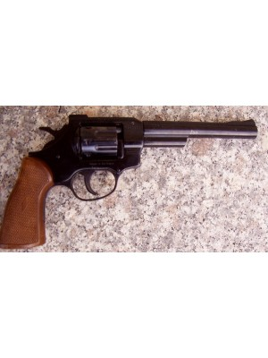 """Weihrauch rabljeni malokalibrski revolver, model: HW7, kal.22 LR s 6"""" cevjo"""