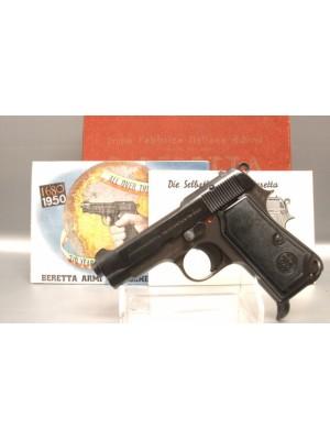 Beretta rabljena polavtomatska pištola, model: 1935, kal.7,65mm