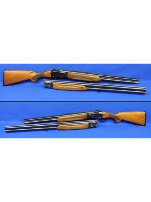 Brno rabljena kombinirana puška, model: ZH104, kal.12/70 in 7x57R + menjalne cevi model: ZH101, kal.12/70