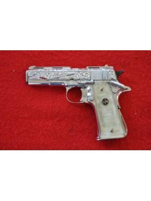 Llama rabljena polavtomatska pištola, model: III-A, kal.9mm Short (SPECIAL DELUXE)
