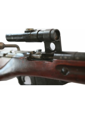 Mosin Nagant rabljena ostrostrelna repetirna risanica, model: 91/30 PU Sniper, kal. 7,62x54R z original strelnim daljnogledom (003228)