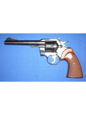 """Colt rabljeni malokalibrski revolver, model: Officers Match, kal. 22LR s 6"""" cevjo"""