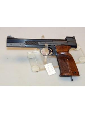 """PRIHAJA!!! Hammerli rabljena malokalibrska športna pištola, model: International, kal. 22 LR (6"""" cev)"""