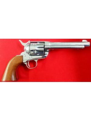 Sauer&Sohn rabljen mk niklani revolver, model: Western Sixshooter, kal. 22 LR