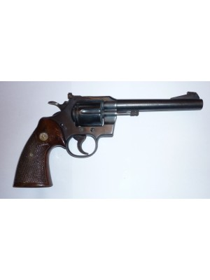 """COLT rabljeni malokalibrski revolver, model: Officers Match, kal. 22 LR s 6"""" cevjo"""