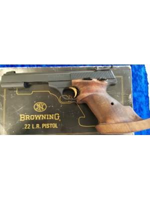 PRIHAJA!!! FN tekmovalna malokalibrska pištola, model: Match 150, kal. 22 LR - ZA LEVIČARJE
