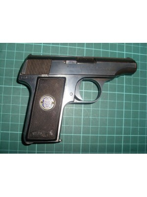 Walther Zela Mehlis rabljena zbirateljska polavtomatska pištola, model: 8, kal. 6,35mm