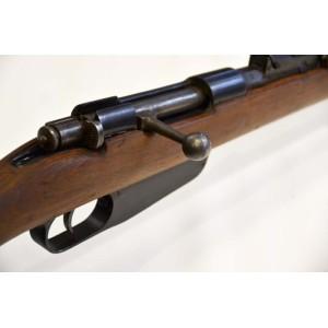 Carcano rabljena zbirateljska puška, model: M91, kal. 6,5x52 Car.