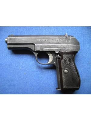 Boemische waffenfabrik rabljena polavtomatska zbirateljska pištola, model: 27, kal. 7,65mm (vtisjen nemški orel)
