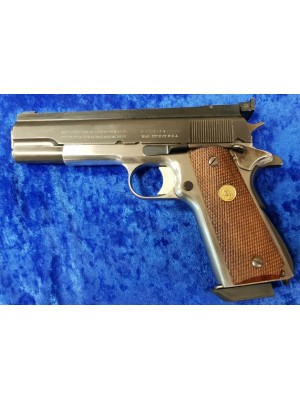 Colt rabljena polavtomatska pištola, model: 1911 U.S. Army, kal. 45 ACP