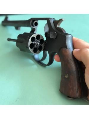 Smith&Wesson rabljeni zbirateljski revolver, model: 1905 Military & Police, kal. 38 special (US property)