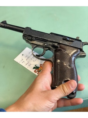 Walther rabljena zbirateljska pištola, model: P38, kal. 9mm para (šifra: 004996)