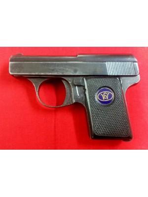 Walther rabljena polavtomatska pištola, model: 9, kal. 6,35mm
