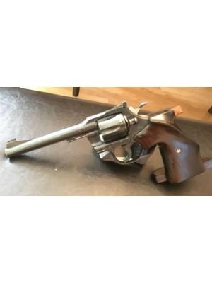 """PRIHAJA!!! Colt rabljeni malokalibrski revolver, model: Officers Match, kal. 22 LR (6"""" cev)"""