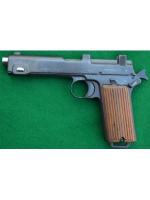 Steyr rabljena zbirateljska pištola, model: 1912, kal. 9mm Steyr