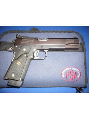 """Peters Stahl rabljena tekmovalna polavtomatska pištola, kal. 45 ACP (5"""" cev)"""