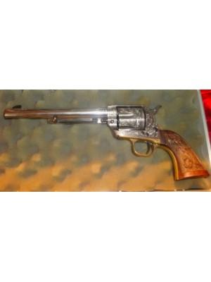 """Dakota rabljeni revolver, kal. .357 Mag. 6"""" cev (PREKRASNE GRAVURE)"""