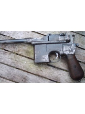Mauser rabljena zbirateljska pištola, model: C96, kal. 7,63 mauser