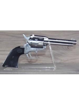 F.I.E. rabljeni stainless revolver, model: E15, kal. 22 LR