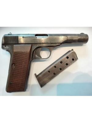 FN rabljena zbirateljska pištola, model: 1910/22, kal. 7,65 mm
