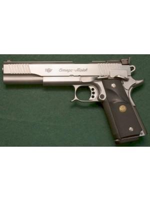 """KPS rabljena tekmovalna polavtomatska pištola, model: Omega Match, kal. 45 ACP (6"""" cev)"""