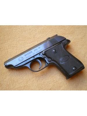Basque rabljena zbirateljska pištola, kal. 7,65 mm