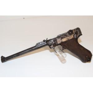 PRIHAJA TOP PONUDBA!!! Luger rabljena zbirateljska pištola, model: P08 ARI, kal. 9x19 (letnik 1917)