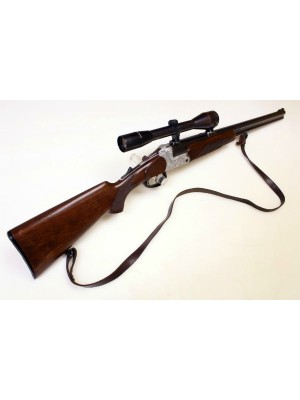Frankonia (proizvodnja:Blaser) rabljena kombinirana puška, model: Diplomat, kal. 7x57R in 16/70 + strelni daljnogled Kahles Helia Super 6x42 (križ 4)