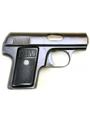 Mann rabljena zbirateljska pištola, model: 24, kal. 7,65mm