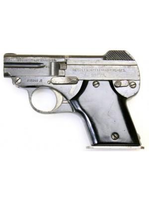 Steyr rabljena zbirateljska pištola, model: 1909 (1922), kal. 6,35mm (PRELAMAČA)