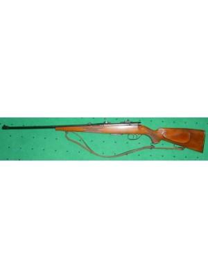 Anschutz rabljena repetirna risanica, model: 1432, kal. 22 Hornet (lovsko kopito)  (005747)