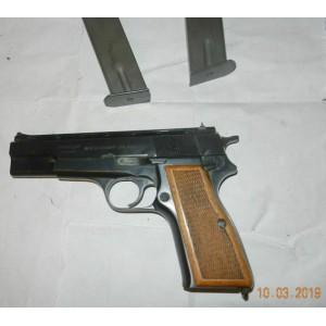 PRIHAJA!!! FEG rabljena polavtomatska pištola, kal. 9mm para + 2 nabojnika