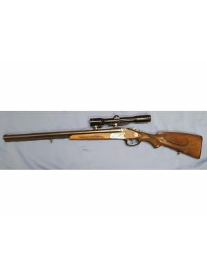 PRIHAJA TOP PONUDBA!!! Hubertus Suhl rabljeni driling, kal. 7x57R, 16/70 in 22 Magnum