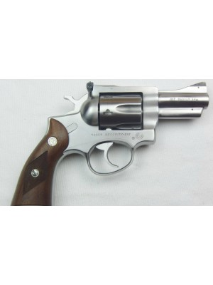 "Ruger rabljeni STAINLESS revolver, model: Security Six, kal. 357 Mag. (2,5"" cev) (šifra: 005823)"