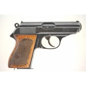 PRIHAJA!!! Walther rabljena polavtomatska pištola, model: PPK, kal. 7,65 mm