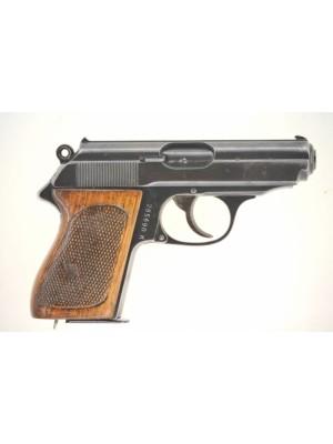 Walther Zehla Mehlis rabljena polavtomatska pištola, model: PPK, kal. 7,65 mm (šifra: 005807)
